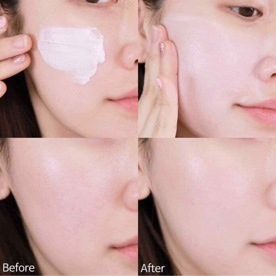 [Review] Kem chống nắng The SAEM Eco Earth Power Pink SPF 50+ PA++++ - Đẹp 3000